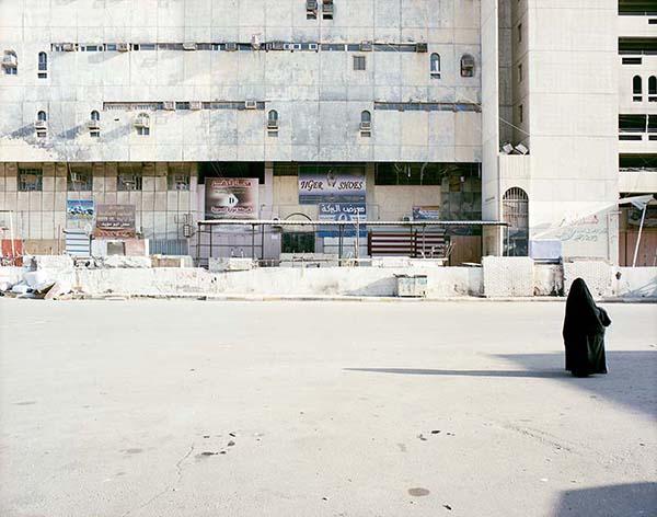 © Antonio Ottomanelli. Rashid Street, Baghdad, 2011 (da Collateral Landscape)