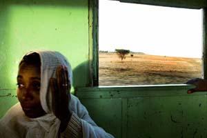 © Giorgio Cosulich. Etiopia/Aprile 2002 - In treno da Addis Abeba (Etiopia) al Gibuti