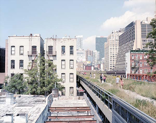 © Antonio Ottomanelli. High Line – West Village, New York City, 2012 (da Collateral Landscapes)