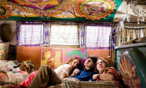 "Frame del film ""Motel Woodstock"" di Ang Lee"