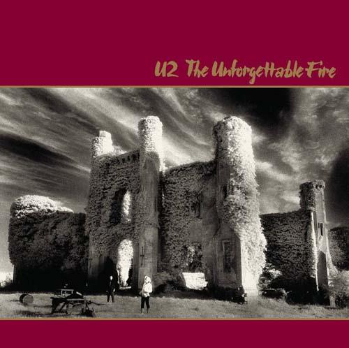 Fotografia di Anton Corbijn sulla copertina del disco degli U2 - The Unforgettable, 1984