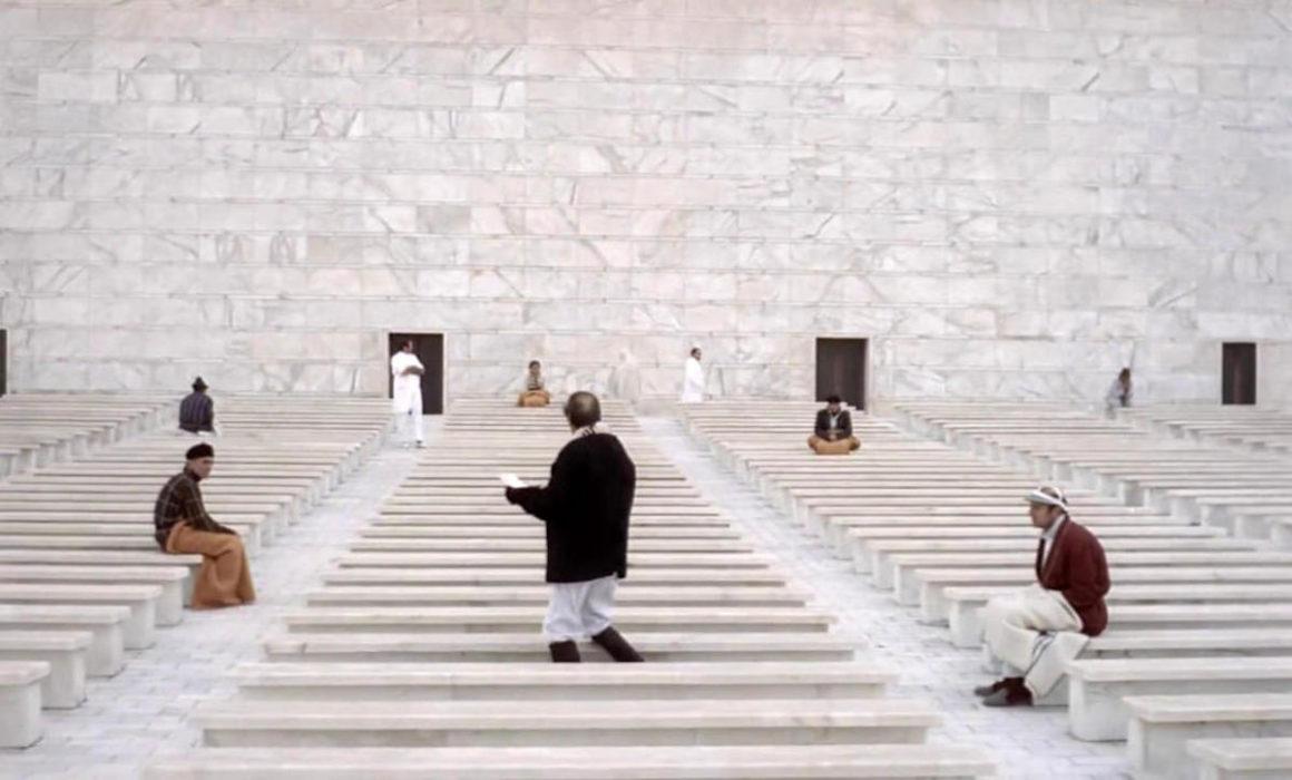 """Frame tratto dal film """"Il conformista"""" di Bernardo Bertolucci (1970)"""