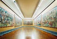 candida_hofer-museo_capodimonte-sala_arazzi