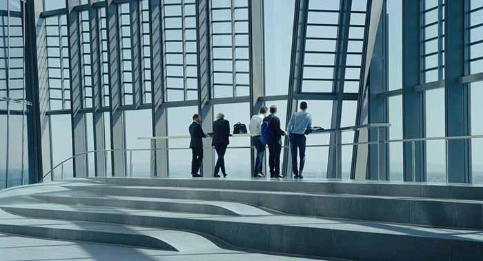 """Frame tratto dal film """"Oeconomia"""" di Carmen Losmann"""