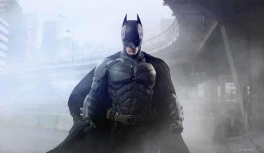 Frame del film Il cavaliere oscuro di Christopher Nolan