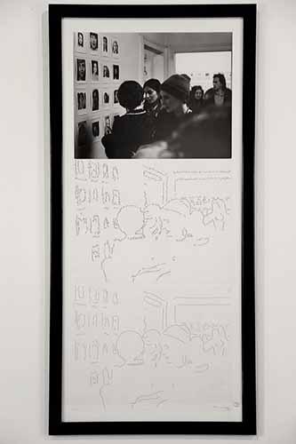 © Letty La Rocca. La galleria - riduzione. Coutesy Osart Gallery
