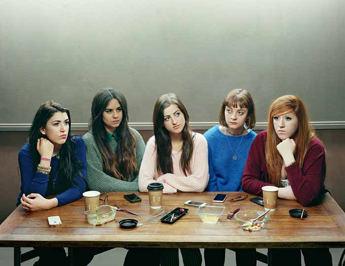 © David Stewart. Five Girls 2014