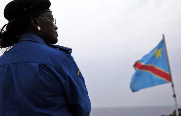 Frame tratto dal film Maman Colonelle del regista congolese Dieudo Hamadi, vincitore del Grand Prix al 39. Cinéma du Réel di Parigi