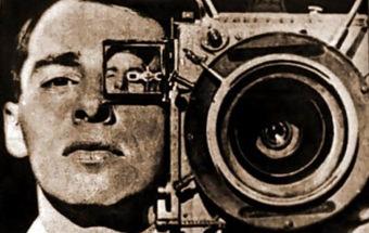Dziga Vertov. Frame da Kinoglaz