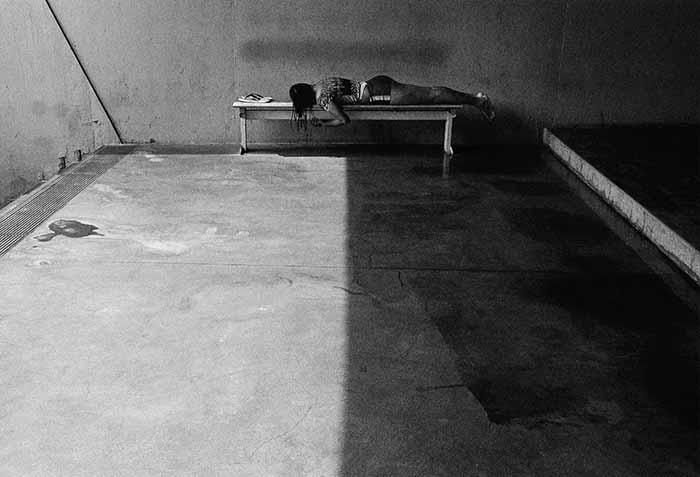 © Enrico Genovesi. Femina Rea - Penitenziario Sezione Femminile
