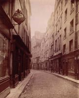 eugene_atget-rue_galande
