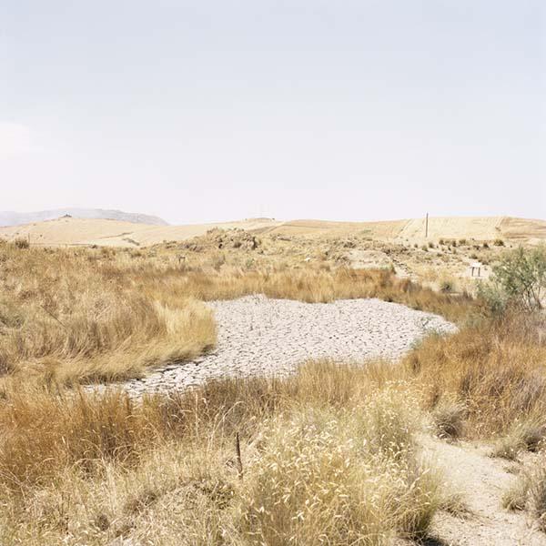 © Francesco Millefiori. Argilla. Riserva naturale di Macalube. Aragona (AG), Luglio 2012