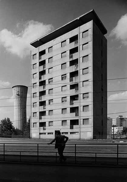 Gabriele Basilico. Ritratti di FAbbriche, Milano, 1980. © Gabriele Basilico / Studio Basilico, Milano