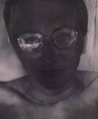 © Gary Schneider. Shirley, 1991. Courtesy Julie Saul Gallery, NY