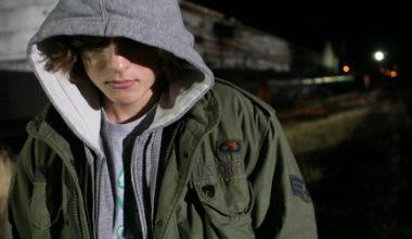 Frame del film Paranoid Park di Gus Van Sant