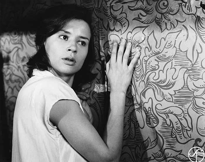 """Frame tratto da """"Come in uno specchio"""" (1961)"""