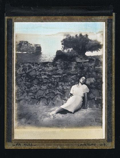 © Jacques Courtejoie. Ma Mère, 2007. 14.5x10.5cm, Edition: 1/1. Copyright Galerie d'YS