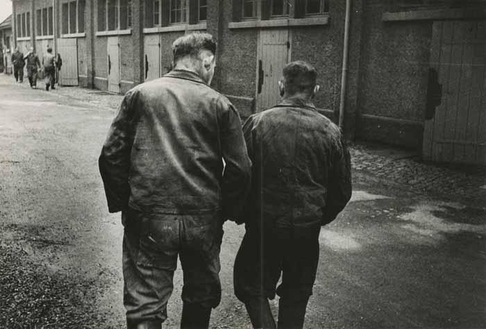 Senza titolo, Geigy, Basilea, 1953. © Jakob Tuggener Foundation, Uster