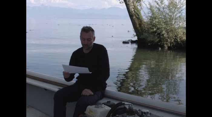 """Frame tratto da """"Gens du lac"""" di Jean-Marie Straub"""