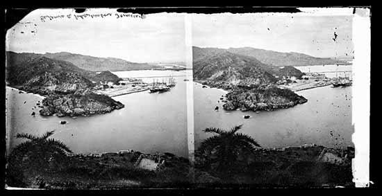 John Thomson. Porto di Ta-Kow (1871). Copyright: The Wellcom Library, London – Courtesy: 123Art