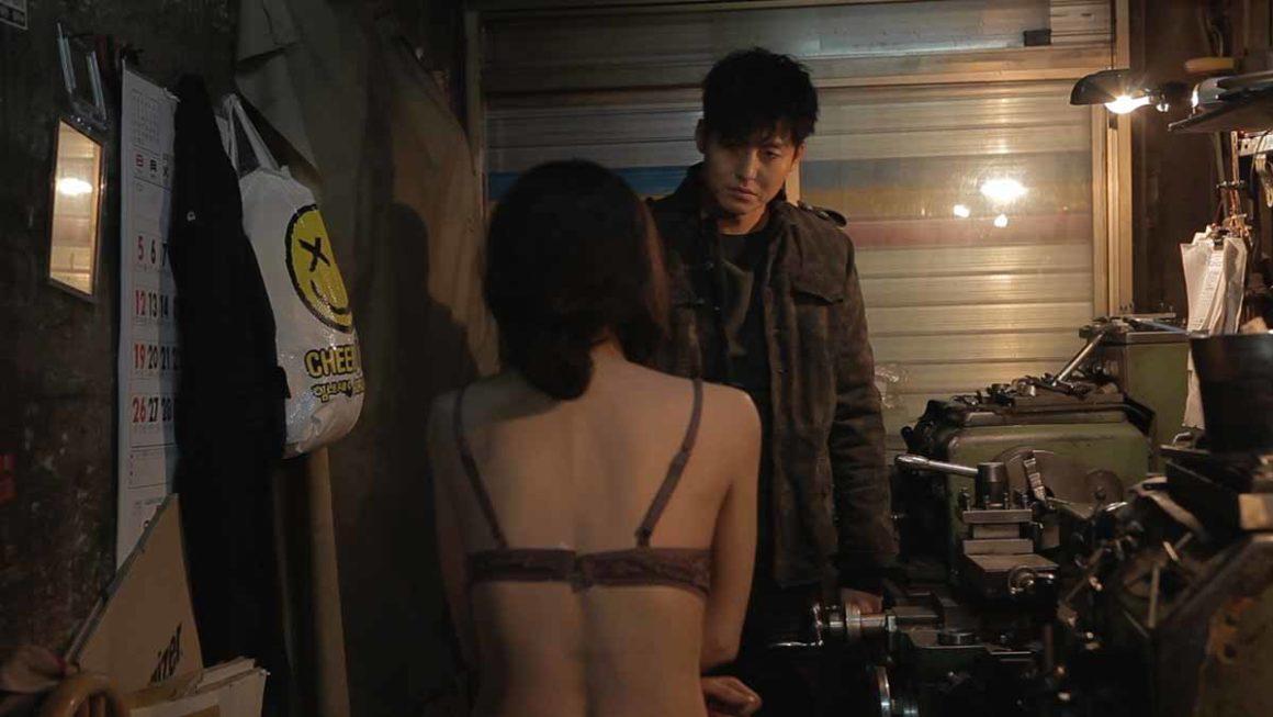 Frame del film PIetà di Kim Ki-duk