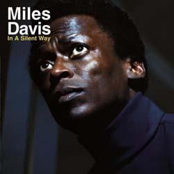 Fotografia di Lee Friedlander sulla copertina del disco di Miles Davis -  In a Silent Way, 1969