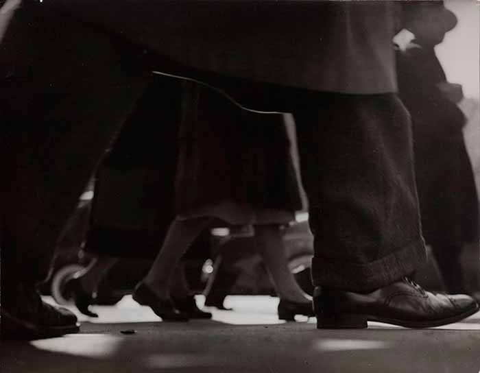 Lisette Model. Running Legs. Courtesy mc2gallery