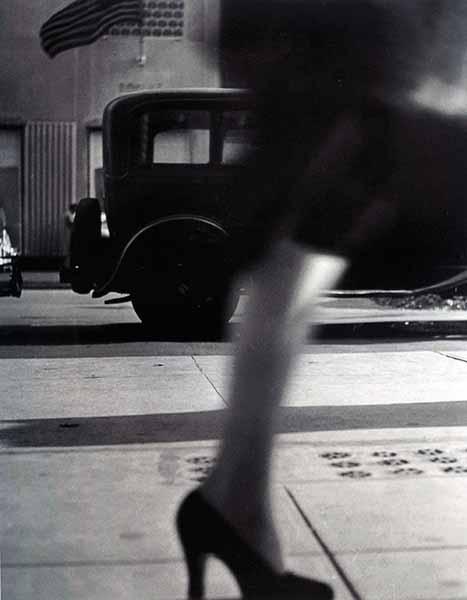 Lisette Model, Running Legs, 1940-41