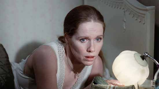 """Liv Ullman in """"L'immagine allo specchio"""" di Ingmar Bergman (1976) . Courtesy Bergamo Film Meeting"""