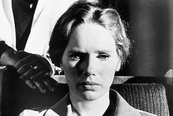 "Liv Ullman in ""Persona"" di Ingmar Bergman (1966). Courtesuy Bergamo Film Meeting"