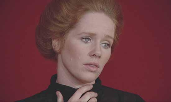 "Liv Ullman in ""Sussurri e grida"" di Ingmar Bergman (1972). Courtesy Bergamo Film Meeting"