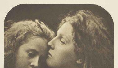 Margaret in Maestri della fotografia con Kiss of Peace