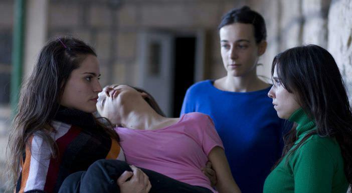 """Frame tratto dal film """"La Flor"""" di Mariano Llinás"""