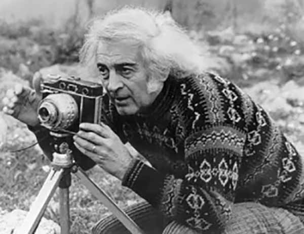 Mario Giacomelli in Maestri della fotografia