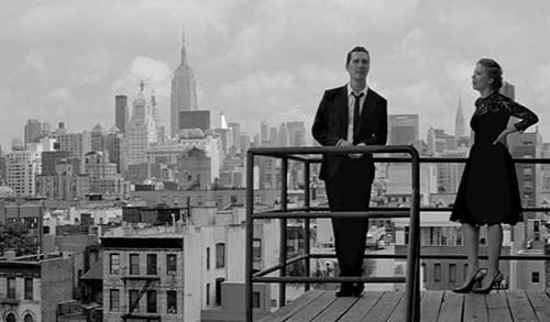 Frame dallo spot Dolce & Gabbana diretto da Martin Scorsese
