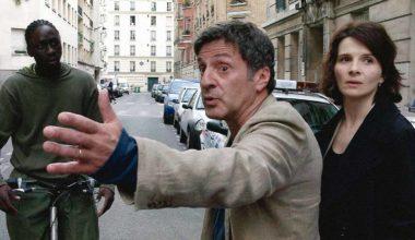 """Frame del film """"Niente da nascondere"""" di Michael Haneke"""