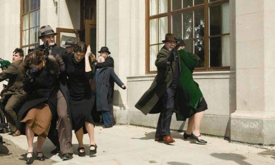 Frame tratto dal film Nemico pubblico di Michael Mann