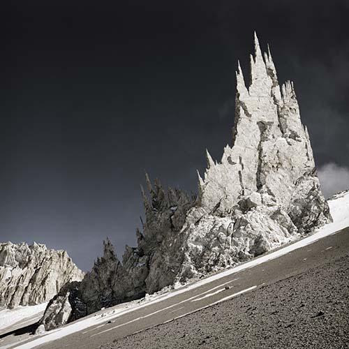 "© Michael Najjar. ""lehman_92-08″. From the series ""high altitude"", 2008 – 2010. Original size: 132 x 132 cm"