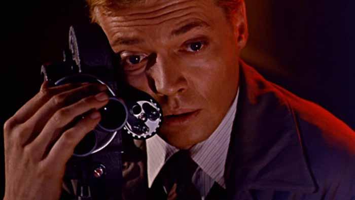 """Frame tratto da """"L'occhio che uccide"""" (1960)"""