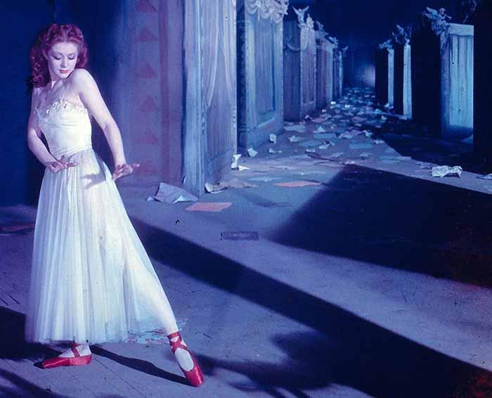 """Frame tratto da """"Scarpette rosse"""" (1948)"""