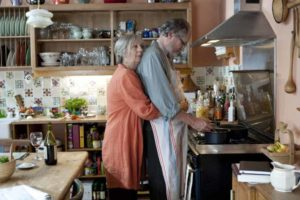 "Frame del film ""Another Year"" di Mike Leigh"