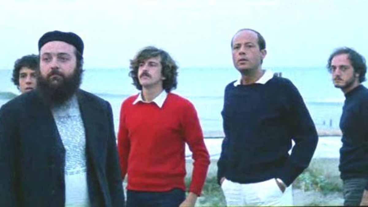 """Frame del film """"Ecce Bombo"""" di Nanni Moretti"""