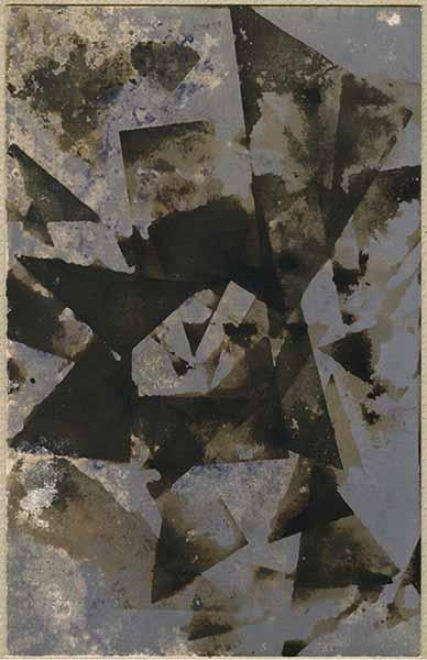 Nino Migliori. Ossidazione - 1953. © Fondazione Nino Migliori