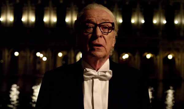 "Frame tratto dal film ""Youth"" di Paolo Sorrentino"