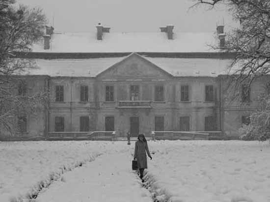 Frame del film Ida di Pawel Pawlikowski (2013)