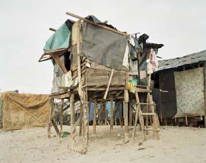 Architektur der Armut