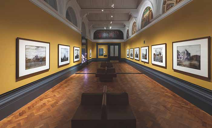Photography Centre, Room 101. © Victoria and Albert Museum, London