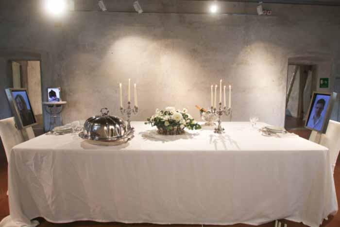 Rachel Lee Hovnanian. Dinner for Two, 2012