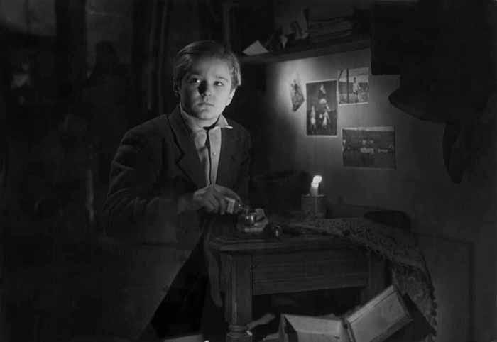 Germania anno zero di Roberto Rossellini, Italia, 1948. EdmundMoeschke (Edmund). Coll. Museo Nazionale del Cinema
