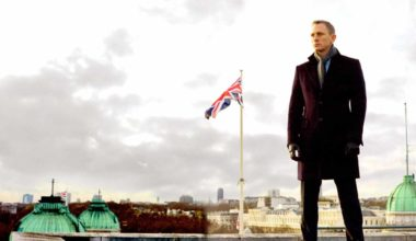 Frame del film Skyfall di Sam Mendes